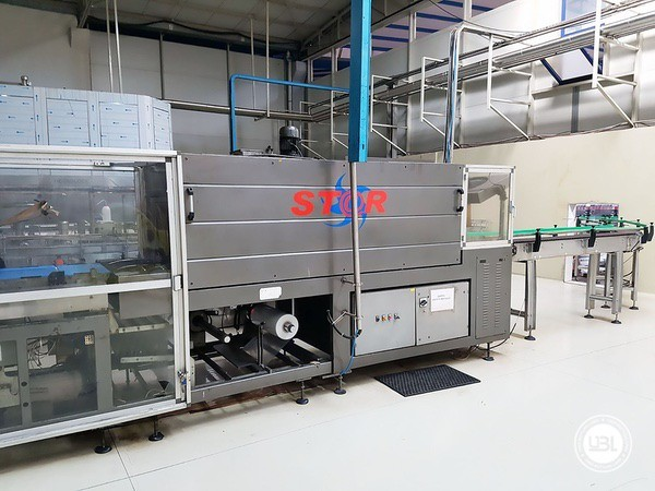 Used Complete PET Line for Soft Drinks 18000 bph - 4