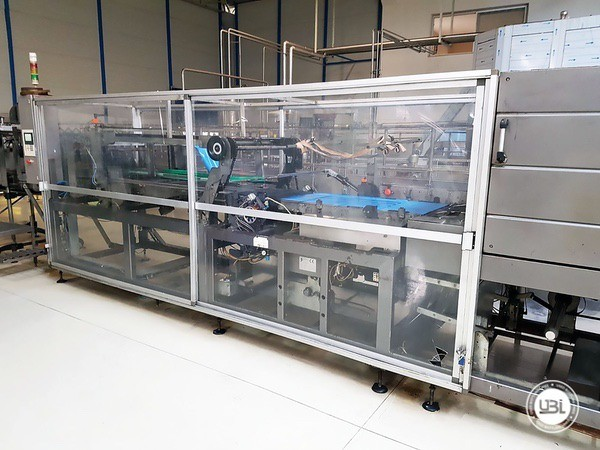 Used Complete PET Line for Soft Drinks 18000 bph - 5