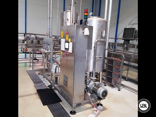 Used Complete PET Line for Soft Drinks 18000 bph - 6