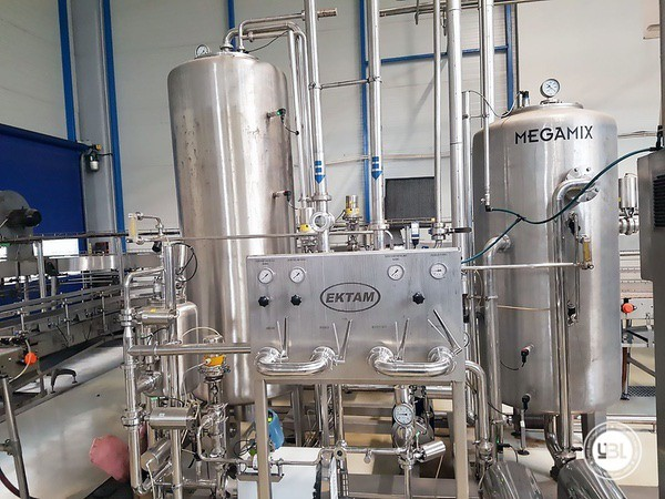 Used Complete PET Line for Soft Drinks 18000 bph - 7