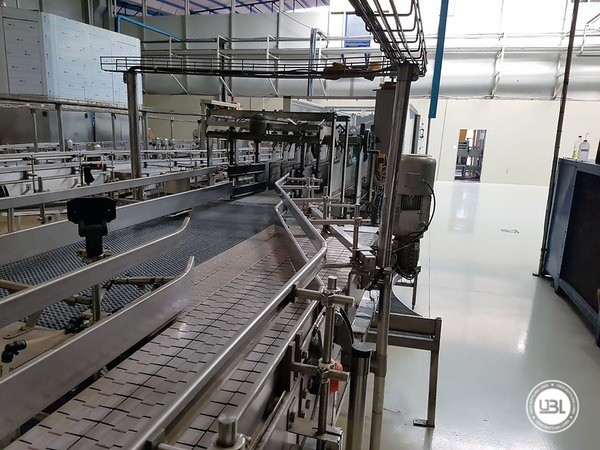Used Complete PET Line for Soft Drinks 18000 bph - 8