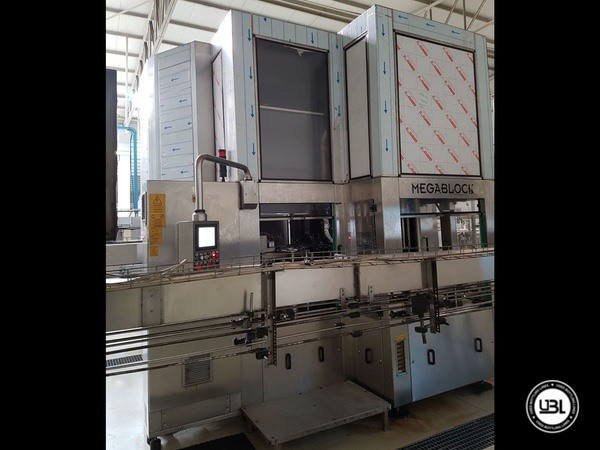 Used Complete PET Line for Soft Drinks 18000 bph - 9