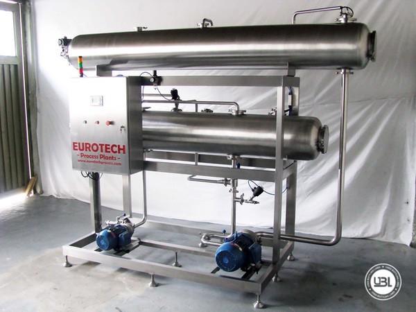 Used Saturator EUROTECH Process Plants EUROSAT 8000A/S - 1
