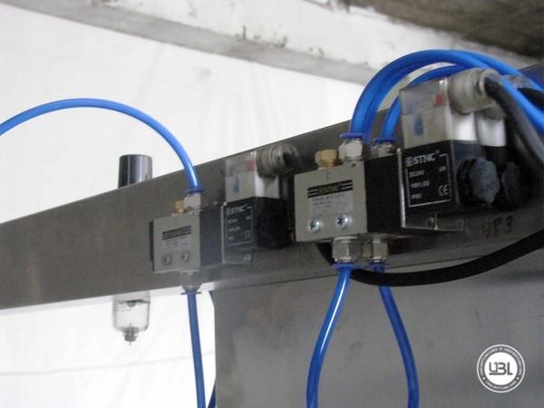 Used Saturator EUROTECH Process Plants EUROSAT 8000A/S - 10