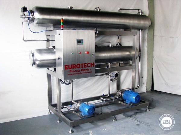 Used Saturator EUROTECH Process Plants EUROSAT 8000A/S - 2