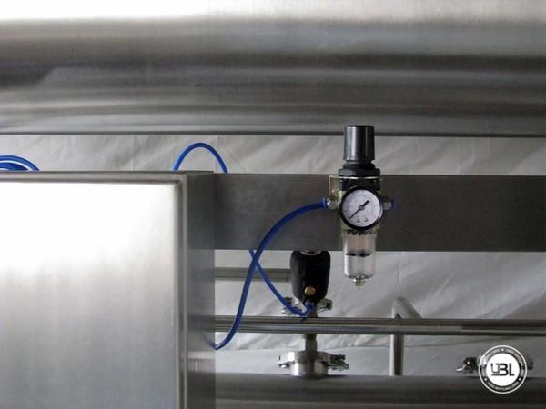 Used Saturator EUROTECH Process Plants EUROSAT 8000A/S - 8