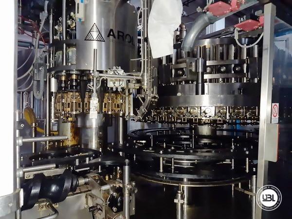 Used Filling Machine SIG Comaco RVAR50/1+VA/12 20000 bph - 3