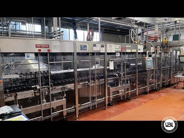 Used Isobaric Filling Machine Bertolaso 54.72.12.8 14000 bph year 2012 - 1