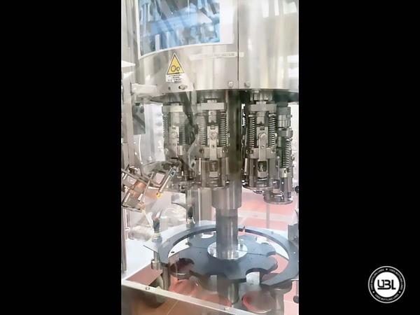 Used Isobaric Filling Machine Bertolaso 54.72.12.8 14000 bph year 2012 - 11