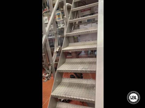 Used Isobaric Filling Machine Bertolaso 54.72.12.8 14000 bph year 2012 - 13