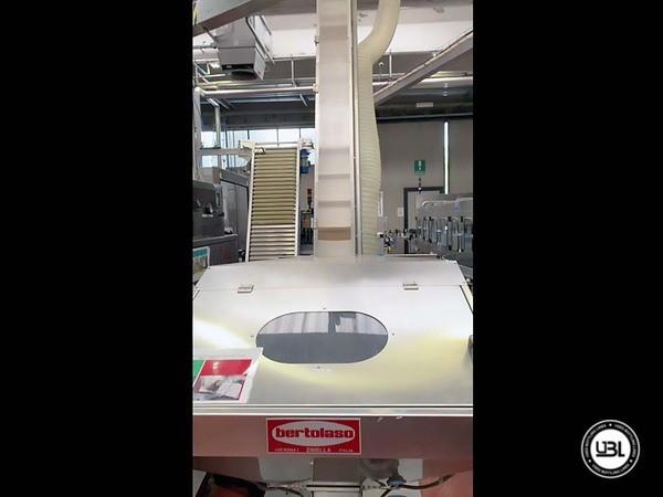 Used Isobaric Filling Machine Bertolaso 54.72.12.8 14000 bph year 2012 - 14