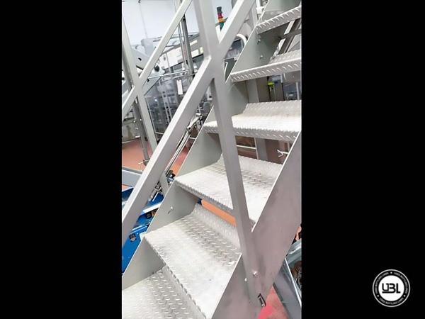 Used Isobaric Filling Machine Bertolaso 54.72.12.8 14000 bph year 2012 - 17