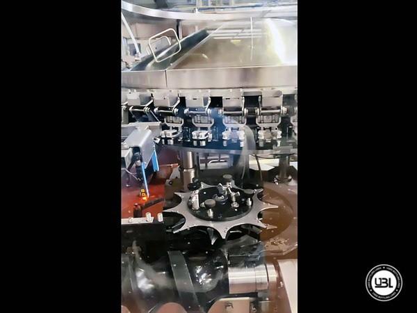 Used Isobaric Filling Machine Bertolaso 54.72.12.8 14000 bph year 2012 - 2