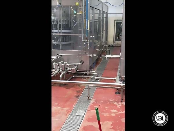 Used Isobaric Filling Machine Bertolaso 54.72.12.8 14000 bph year 2012 - 20