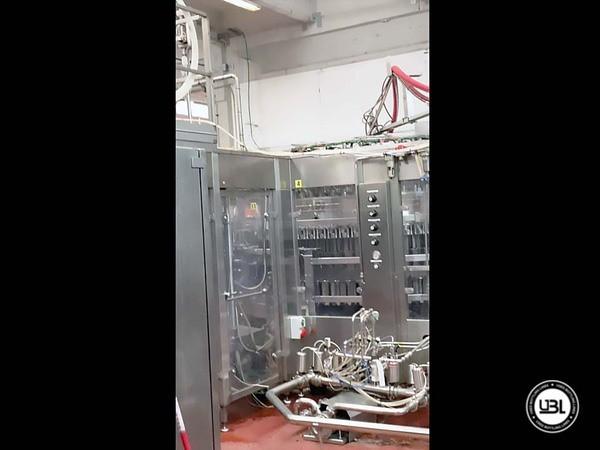 Used Isobaric Filling Machine Bertolaso 54.72.12.8 14000 bph year 2012 - 21