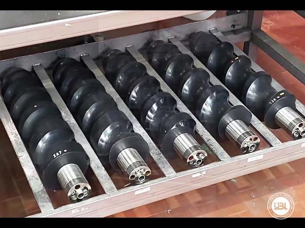 Used Isobaric Filling Machine Bertolaso 54.72.12.8 14000 bph year 2012 - 22