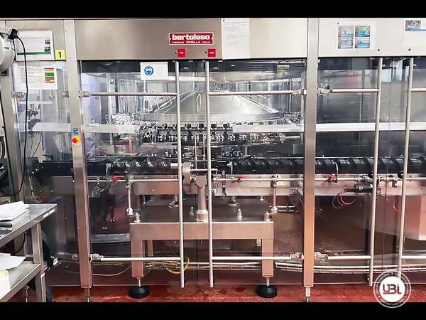 Used Isobaric Filling Machine Bertolaso 54.72.12.8 14000 bph year 2012 - 24