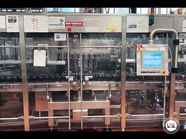 Used Isobaric Filling Machine Bertolaso 54.72.12.8 14000 bph year 2012 - 25
