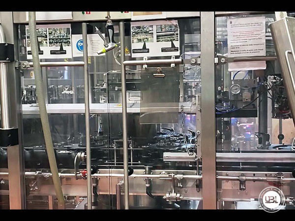 Used Isobaric Filling Machine Bertolaso 54.72.12.8 14000 bph year 2012 - 26