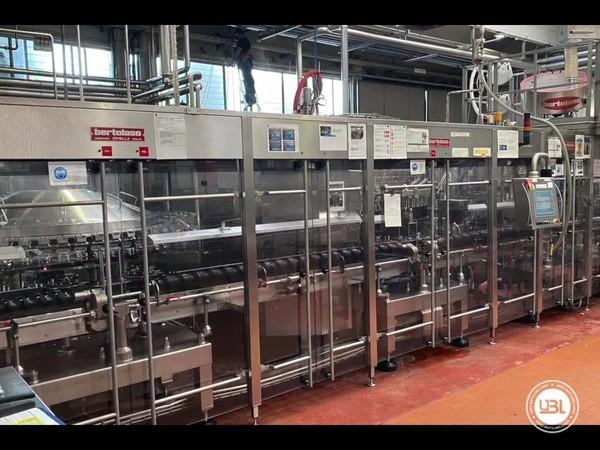 Used Isobaric Filling Machine Bertolaso 54.72.12.8 14000 bph year 2012 - 27