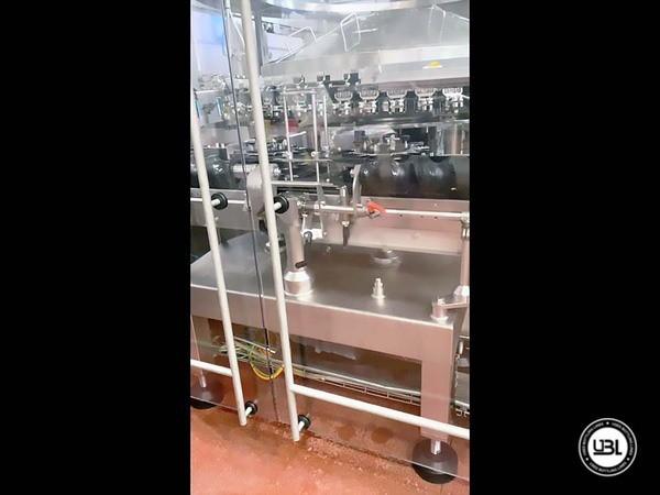 Used Isobaric Filling Machine Bertolaso 54.72.12.8 14000 bph year 2012 - 29