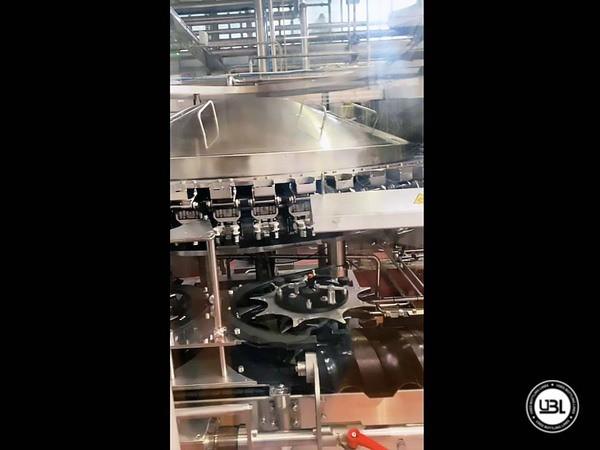 Used Isobaric Filling Machine Bertolaso 54.72.12.8 14000 bph year 2012 - 3
