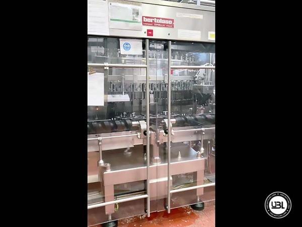 Used Isobaric Filling Machine Bertolaso 54.72.12.8 14000 bph year 2012 - 30