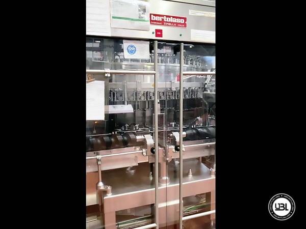 Used Isobaric Filling Machine Bertolaso 54.72.12.8 14000 bph year 2012 - 5