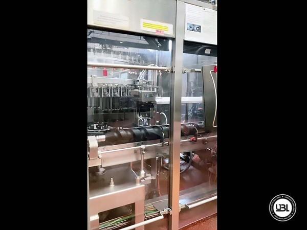 Used Isobaric Filling Machine Bertolaso 54.72.12.8 14000 bph year 2012 - 6