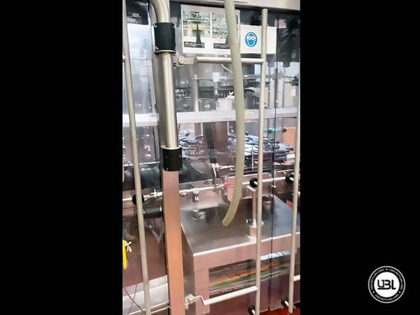 Used Isobaric Filling Machine Bertolaso 54.72.12.8 14000 bph year 2012 - 7