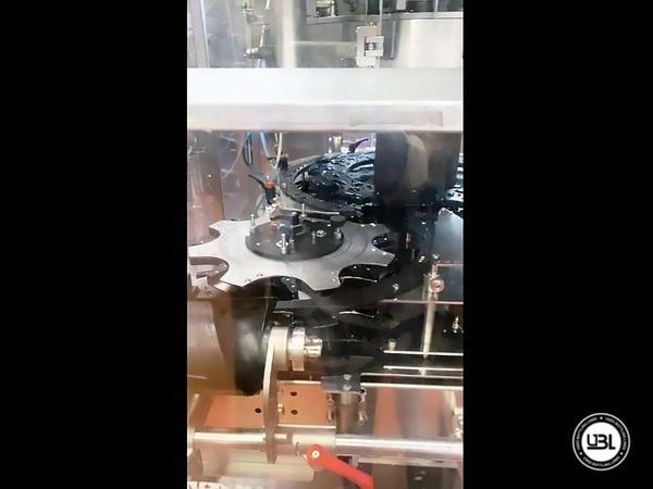Used Isobaric Filling Machine Bertolaso 54.72.12.8 14000 bph year 2012 - 8