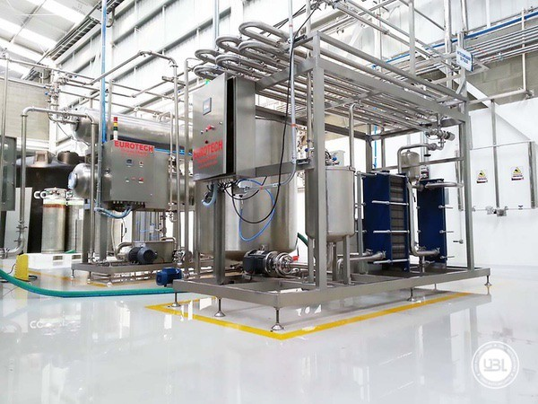 Used Pasteurizer EUROTECH Process Plants EUROSTERIL3000A/2P - 4