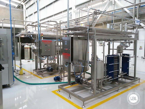 Used Pasteurizer EUROTECH Process Plants EUROSTERIL3000A/2P - 2