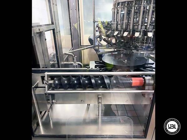 Used rinsing machine Perrier MFG 28.14 - 1