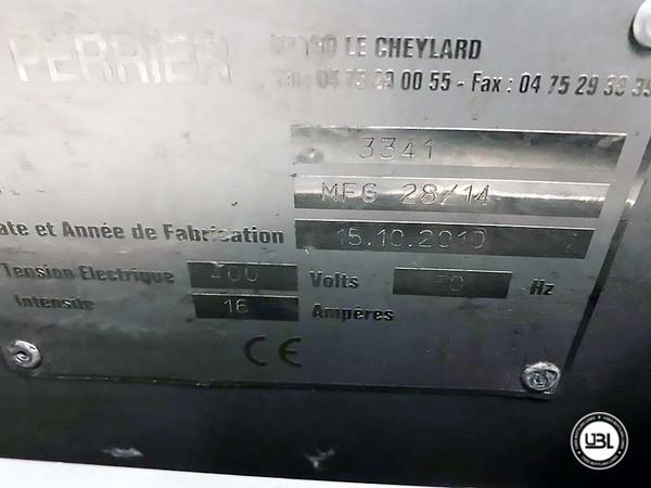 Used rinsing machine Perrier MFG 28.14 - 13