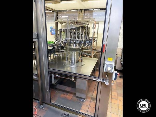 Used rinsing machine Perrier MFG 28.14 - 8
