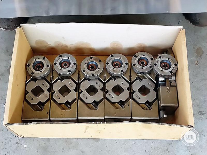 Used Capping Machine Bertolaso RS 6 - 10