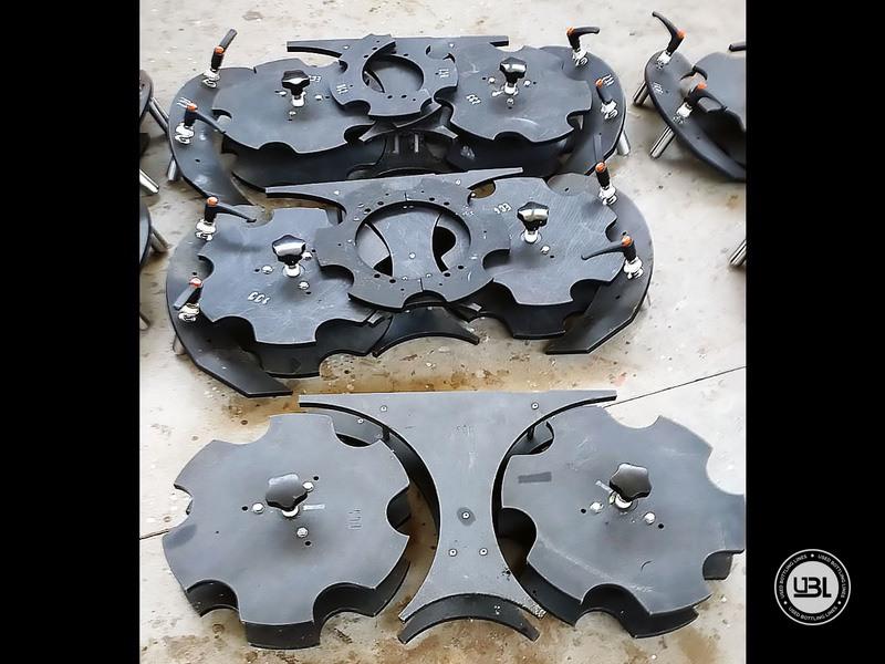 Used Capping Machine Bertolaso RS 6 - 11