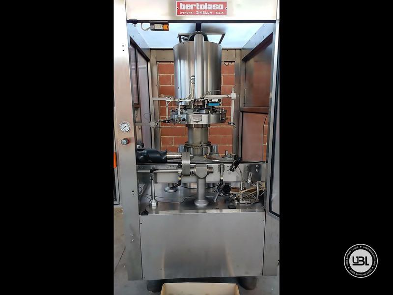 Used Capping Machine Bertolaso RS 6 - 8
