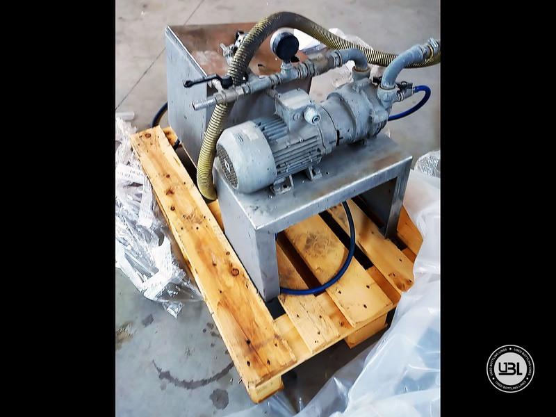 Used Capping Machine Bertolaso RS 6 - 9