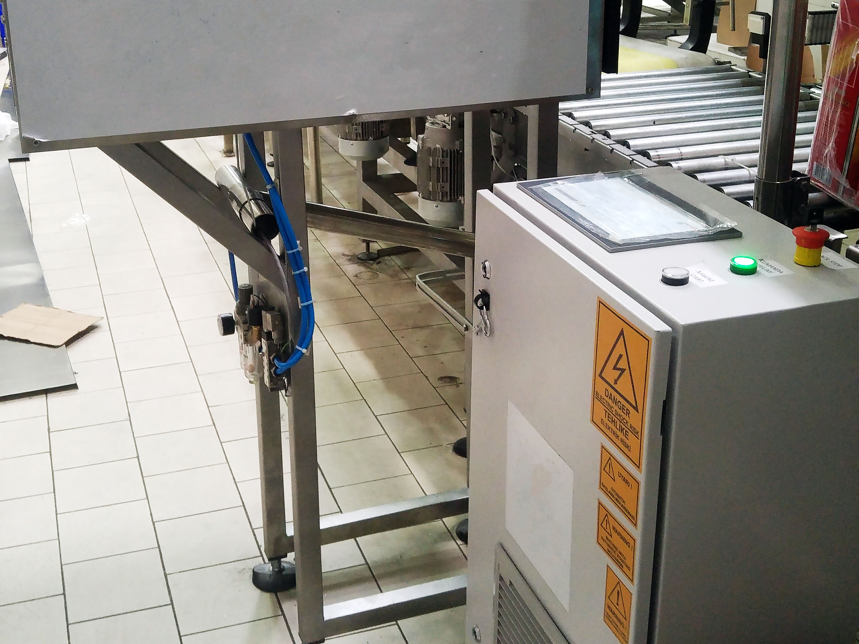 New Bottle Inspector Weight checking Inspections Unit with Rejection Piston - 6