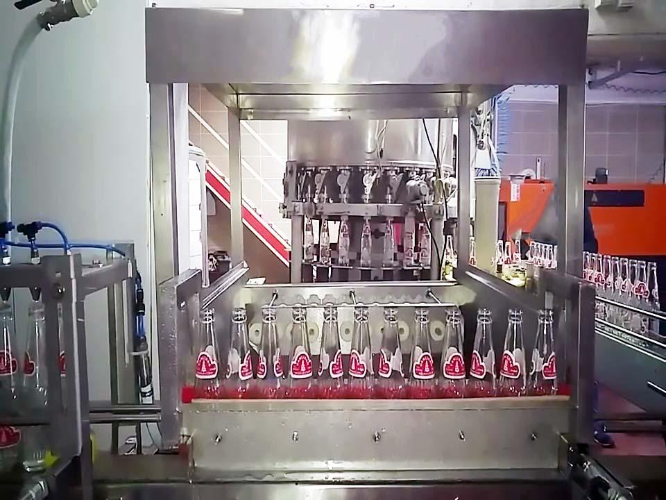 GLASS BOTTLE BRUSH CLEANER - 6