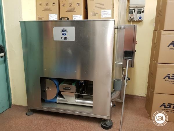 MBF Cap loader – Alimentatore AP 1000 - 1