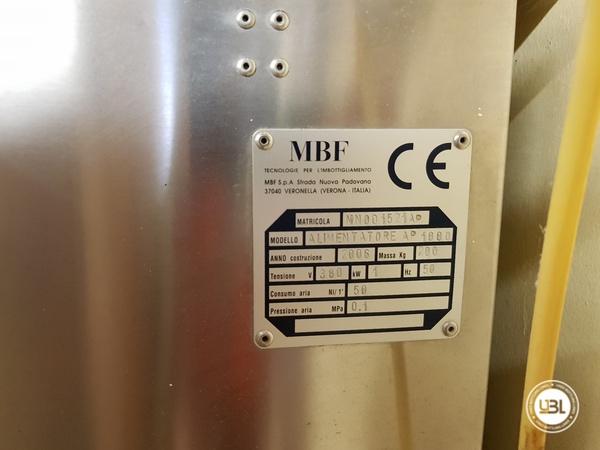 MBF Cap loader – Alimentatore AP 1000 - 4