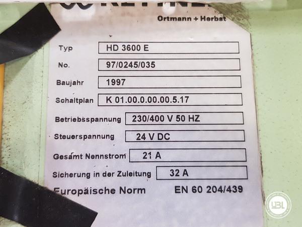 KETTNER HD3600E - 9