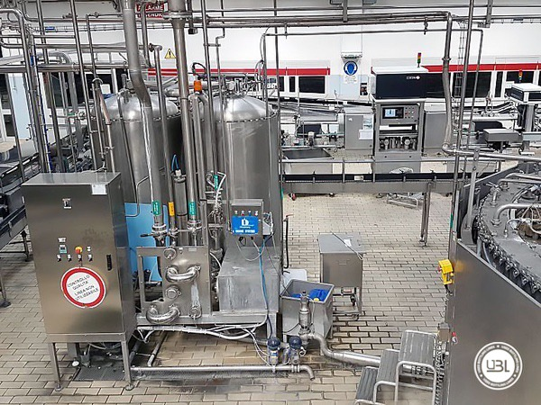 Complete Glass Line for Sparkling Water, Water - 5