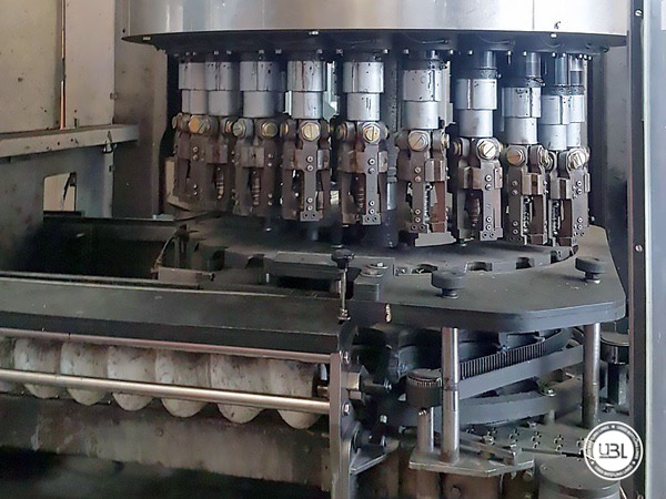 Used Isobaric Complete Glass Line for Sparkling Water, Water 60000 bph - 22