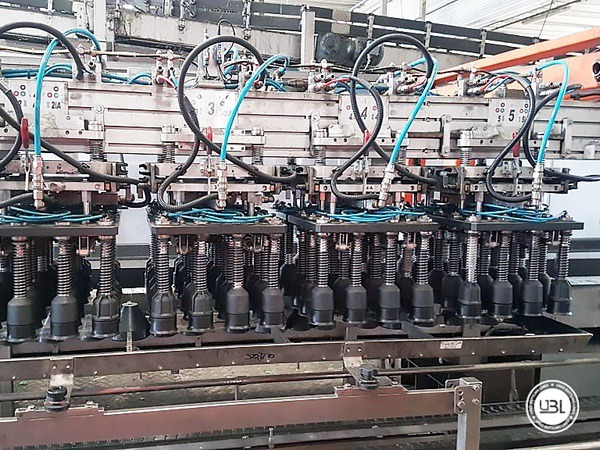 Used Isobaric Complete Glass Line for Sparkling Water, Water 60000 bph - 23