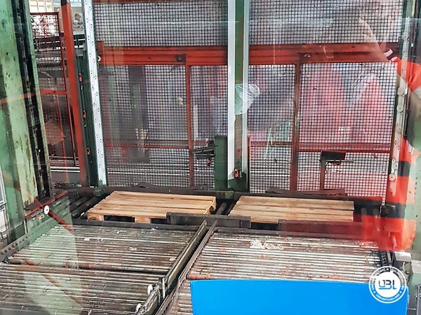 Used Isobaric Complete Glass Line for Sparkling Water, Water 60000 bph - 1