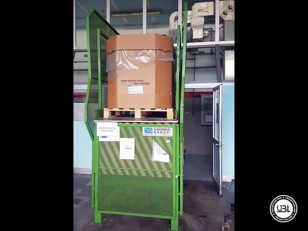 Used Isobaric Complete Glass Line for Sparkling Water, Water 60000 bph - 3